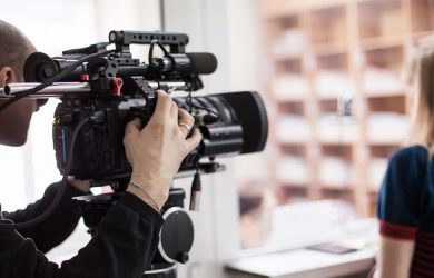 corporate event videography service